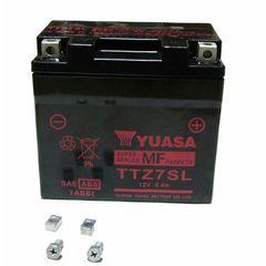 ユアサバッテリーYTZ7Sドラッグスター250 XVS250 VG02J