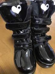 RONIロニィ 厚底ブーツ20.21可愛いかっこいい美品