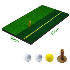 ゴルフ ショットマット ティー・ボール 30cm*60cm