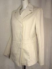 【ONE MORE DAY】ベージュのジャケットコート