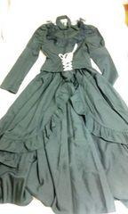 D.Gray-manリナリー人形ドレス(ハロウィンやゴスロリなどにも)