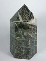 【天然石】◆黒水晶◆六角柱◆817g◆高125mm◆邪気払い◆