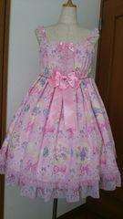 Jewel Marina JSK タイツ Angelic Pretty