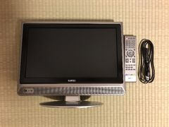 液晶テレビ SORTEO M16D-100 16型 ソルテオ