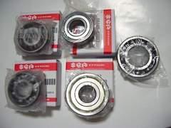 (41)GSX400F FS インパルス新品純正ホイルベアリング