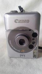 【送料込み】キャノンIXYイクシー310APSカメラ