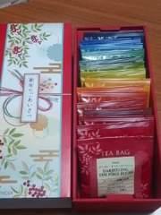 ルピシア★人気のお茶ティーバッグセット15種類入