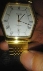 RADOメンズ腕時計美品鑑定済み