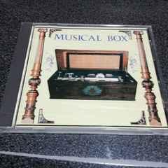 CD「アンティーク・オルゴール/ミュージック・ボックス」84年盤