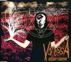 VanessA alive=terror (MEJIBRAY FIXER V系)