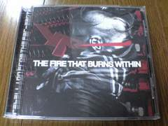 YKZ CD THE FIRE THAT BURNS WITHIN