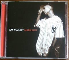 (CD)KM-MARKIT/ケムマキ☆MARK OUT★加藤ミリヤ,ZEEBRA,SPHERE