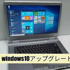1円スタート!条件付送料無料!!HP ノートパソコンProBook 6550
