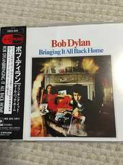 BOB DYLANボブディラン BRINGING IT ALL BACK HOME