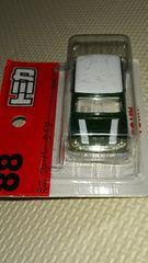 トミカ 絶版No.88 ミニクーパー タイプ グリーン新品