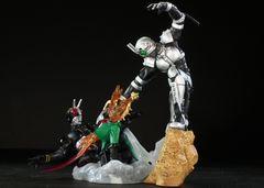 加工品 ガシャ仮面ライダーイマジネーション3 対決!2人の王子