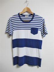 ☆MONCLER モンクレール マリンカラー Tシャツ/メンズ/S☆国内正規品