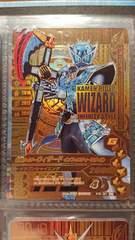 ガンバライジングRT6-061仮面ライダーウィザード IS