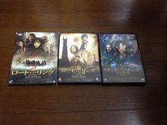 ロード・オブ・ザ・リング 3作品セット DVD 二つの塔 王の帰還