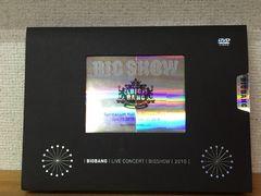 [初回盤]BIGBANG LIVE CONCERT BIGSHOW 2010 [レタパ360]