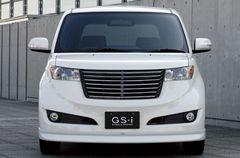 bB (QNC) GS-i フロントグリル 純正塗装済