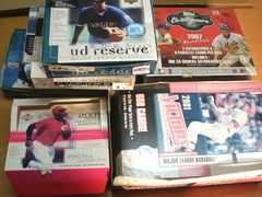メジャーリーグカード在庫処分800枚以上