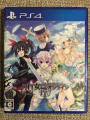 四女神オンライン 美品 PS4