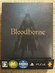 ブラッドボーン 初回限定版 美品 PS4 Bloodborne