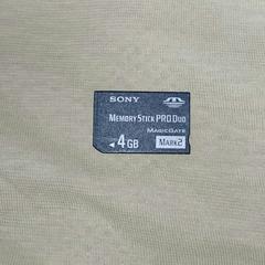 PSP用メモリースティック 4GB