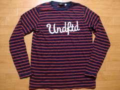 UNDEFEATED アンディフィーテッド ロング Tシャツ M