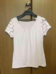 半袖 Tシャツ ピンク
