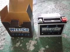 WESTCO バッテリー WCP20L ハーレー