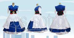 東方Project 東方花映塚 小野塚小町◆コスプレ衣装