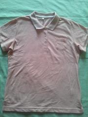 半袖ポロシャツ ピンク 未使用