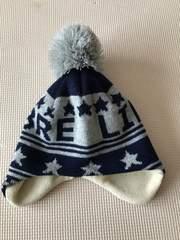 ニット帽 44〜46�p 美品