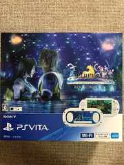 PlayStationVita FINAL FANTASY X/X-2 HD Remaster RESOLUTION