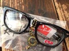 新品 送料無料 RAY BAN レイバン メガネ 眼鏡 サングラス