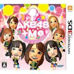 3DS》AKB48+Me [174000186]