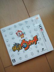 中古3DSソフト妖怪ウォッチ オフィシャル攻略ガイド付き