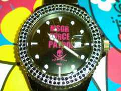 《MSGR》腕時計 メッセンジャー ストリート スト系