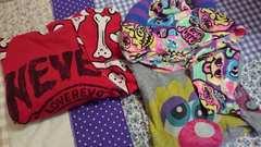 ラブレボ☆130☆半袖Tシャツ2枚セット☆女の子も☆ラブレボリューション