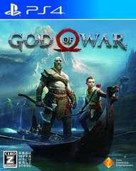 新品 PS4 ゴッド・オブ・ウォー 特典付 GOD OF WAR