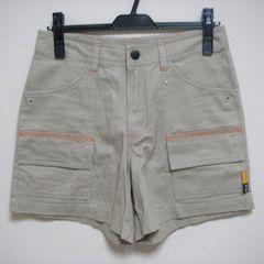 SOFTWARE キュロット ショート パンツ S