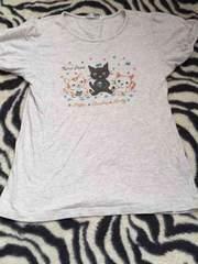 *UNIQLO*猫ちゃんTシャツ*150