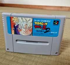 スーパーファミコン☆ドラゴンボールZ超武闘伝2☆1993年物