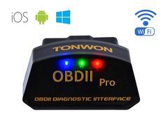 自動車故障診断機OBD II pro Wifi
