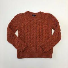 リナオク H&M エイチアンドエム ニット セーター オレンジ