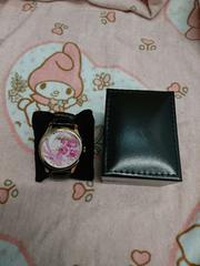 MA*RS☆プッチ薔薇柄腕時計