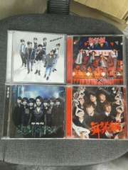kis-my-ft2&舞祭組CD4枚詰め合わせ福袋