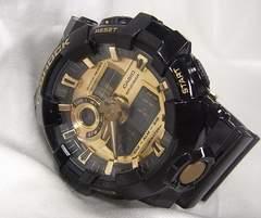 確実本物保証Gショック メンズ 腕時計GA-710GB